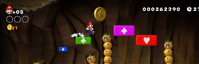 New Super Mario Bros U - banner image