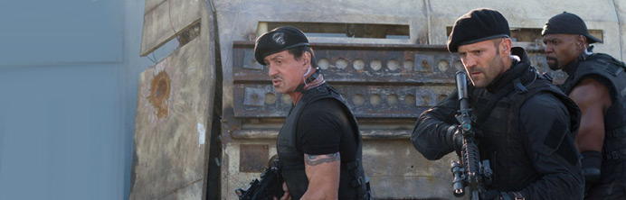 Expendables 2 - Featured