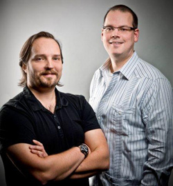 BioWare's Ray Muzyka and Greg Zeschuk - F2