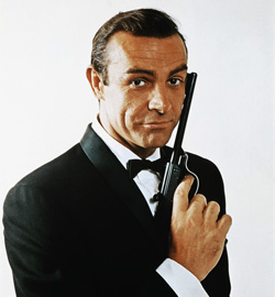 Bond 50 - Sean Connery - F2