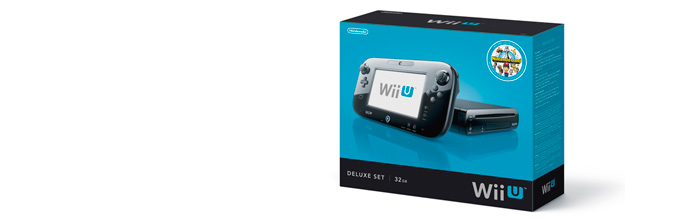 Wii U Retail Box - Featured