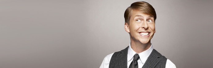 Jack McBrayer - Featured