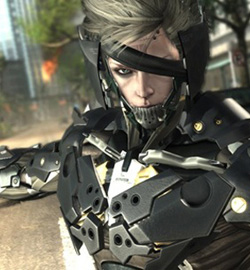 Metal Gear Rising: Revengeance - F2