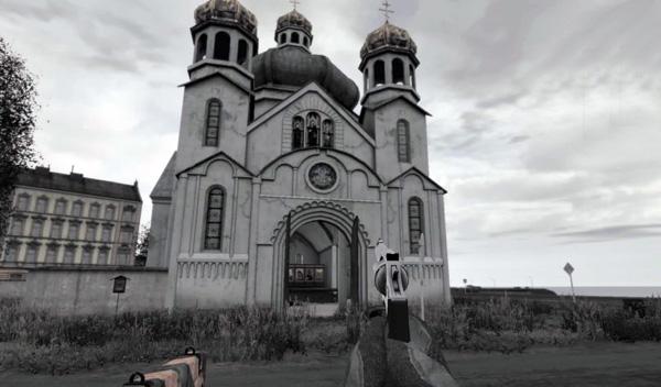 Day Z - Cherno Church