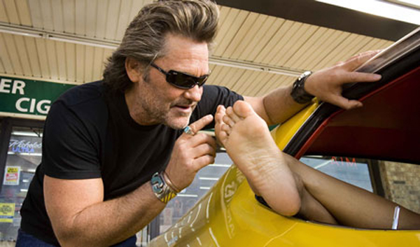 Death proof kurt russell icy hot (stuntman mike) jacket