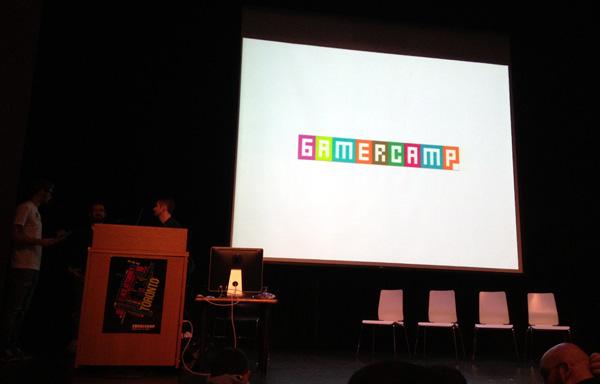 Gamercamp 2012