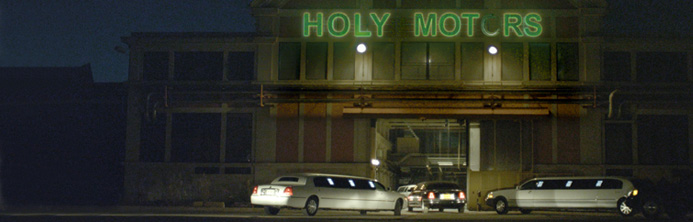 Holy Motors - Featured