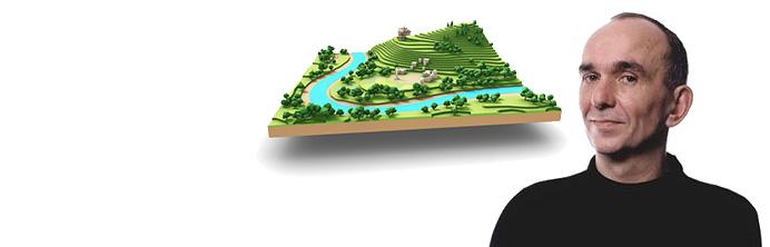 Peter Molyneux - Godus Kickstarter