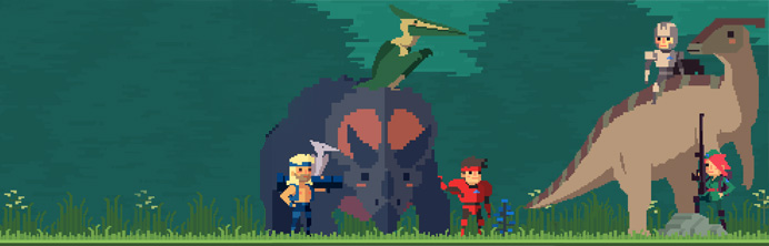 Super TIME Force - Featured
