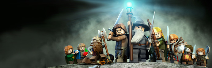 Lego The Lord of the Rings - Featured