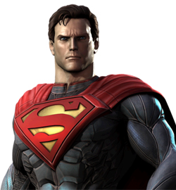 Injustice - Superman