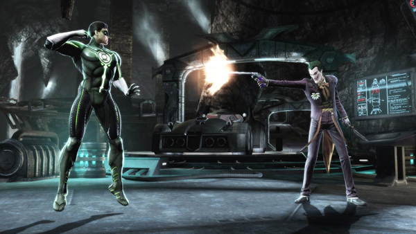 Injustice - Green Lantern Joker