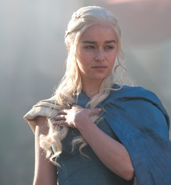 Game of Thrones - Season 3 - Daenerys Targaryen
