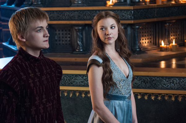Game of Thrones - Season 3 - Joffrey Baratheon and Margaery Tyrell