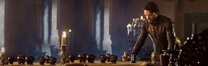 Game of Thrones - Season 3 - Robb Stark