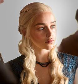 Game of Thrones - Season 3 - Daenerys Targaryen