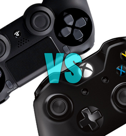 Xbox One vs. PS4 Featured