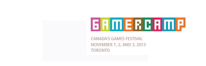 Gamercamp 2013