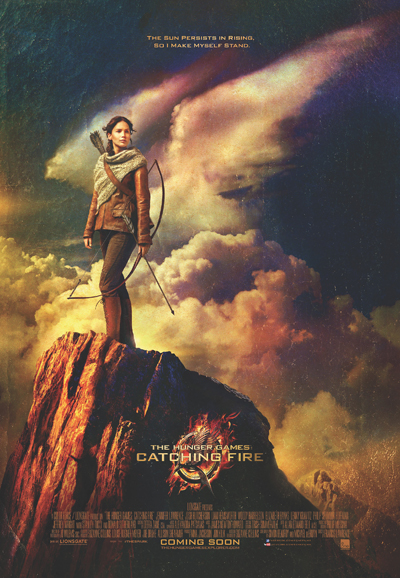 The Hunger Games Catching Fire One Sheet