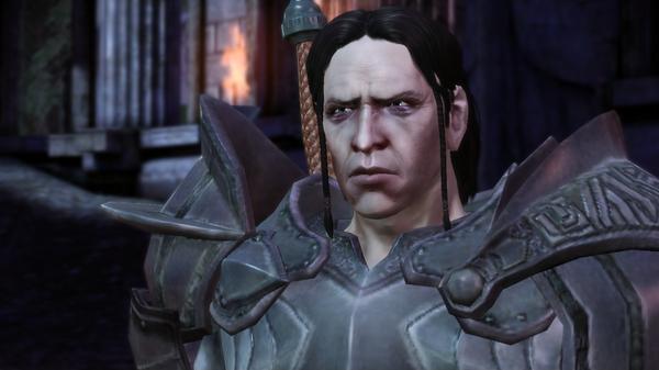 Dragon Age Origins Loghain