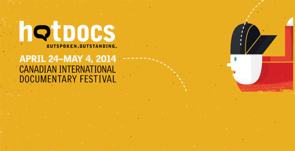 Hot Docs 2014 Logo