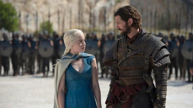 Game of Thrones Season 4 Episode 1 Dany