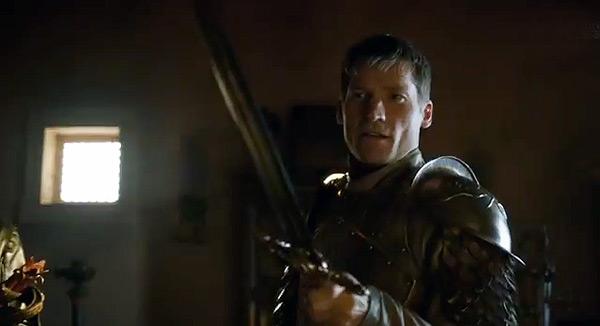Game of Thrones - Season 4 Episode 1 - Jaime