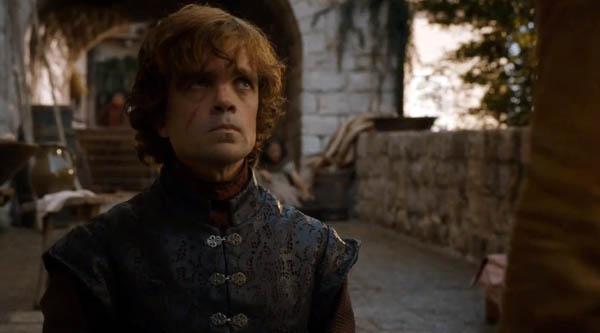 Game of Thrones Season 4 Episode 1 Tyrion