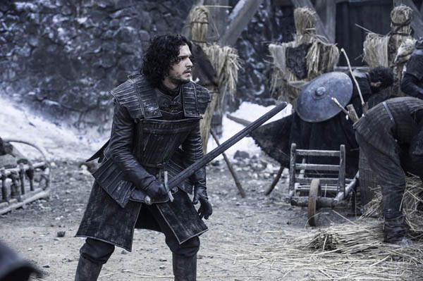 Game of Thrones - Season 4 Episode 4 - Jon Snow