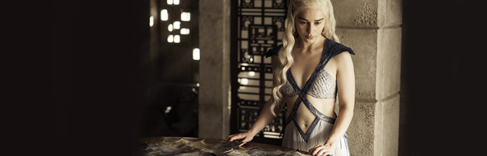 Game of Thrones - Season 4 Episode 7 - Dany
