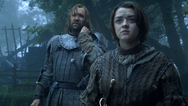 Game of Thrones - Season 4 Episode 7 - Hound Arya