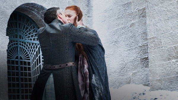 Game of Thrones - Season 4 Episode 7 - Littlefinger Sansa