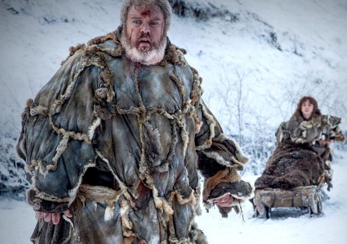 Game of Thrones Season 4 Episode 10 Hodor