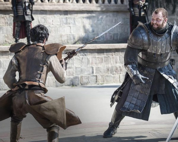Game of Thrones - Season 4 Episode 8 - Viper-and-Mountain