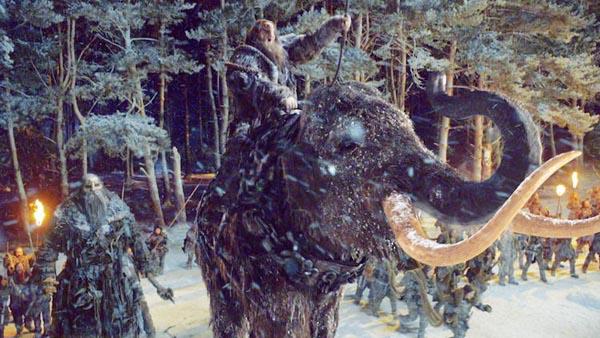 Game of Thrones Season 4 Episode 9 Giants