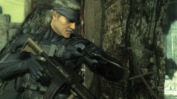 Old Snake (aka Solid Snake - again)