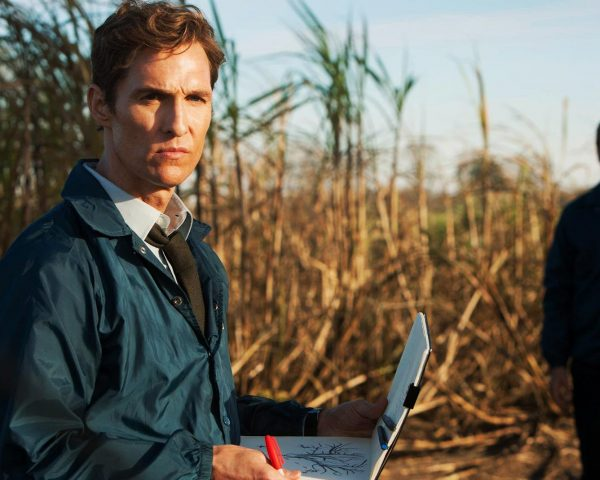True Detective - Matthew McConaughey