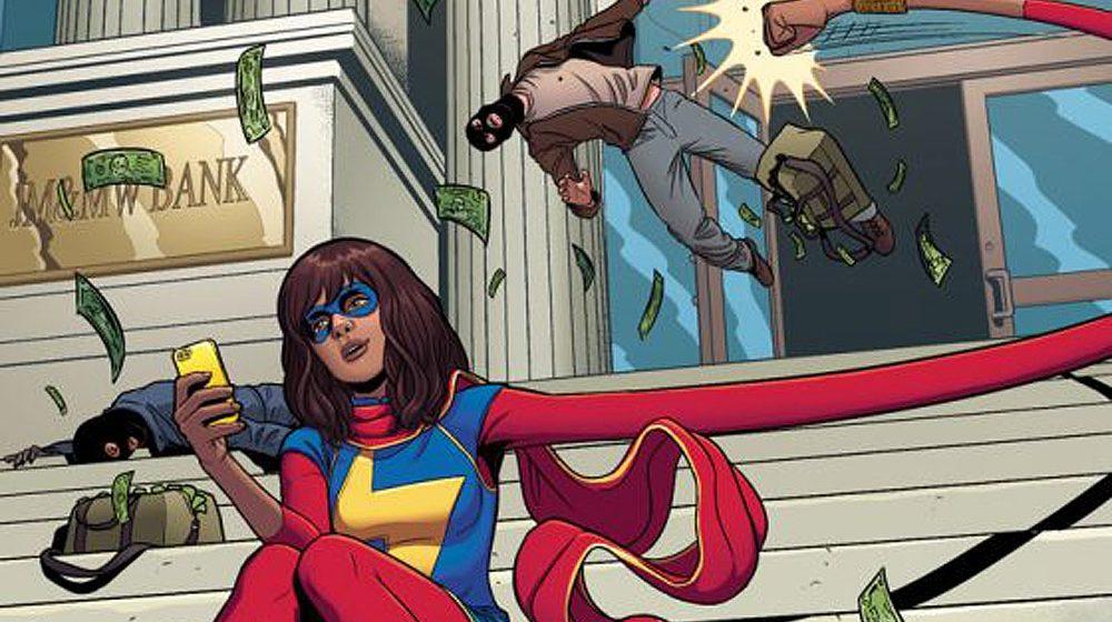 Ms. Marvel #6