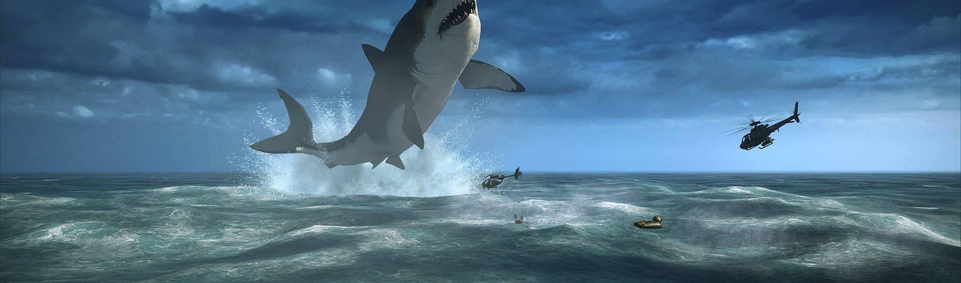Battlefield 4 - Megalodon