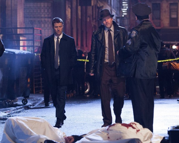 Gotham - Season 1 Episode 1