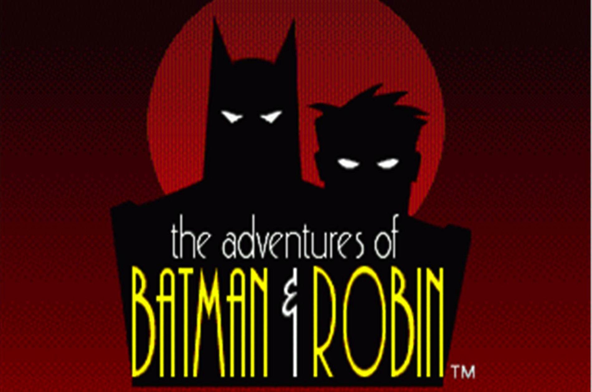 The Restart The Adventures Of Batman And Robin Dork Shelf