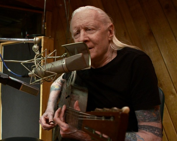 Johnny Winter Down and Dirty - Featured
