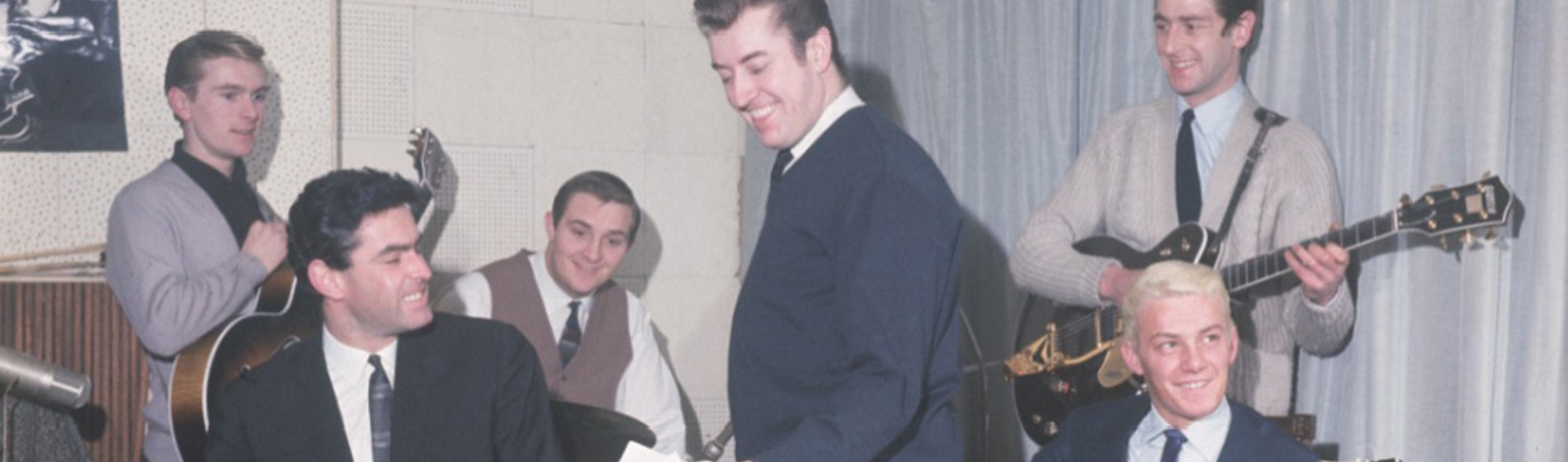 Life in the Death of Joe Meek - Featured