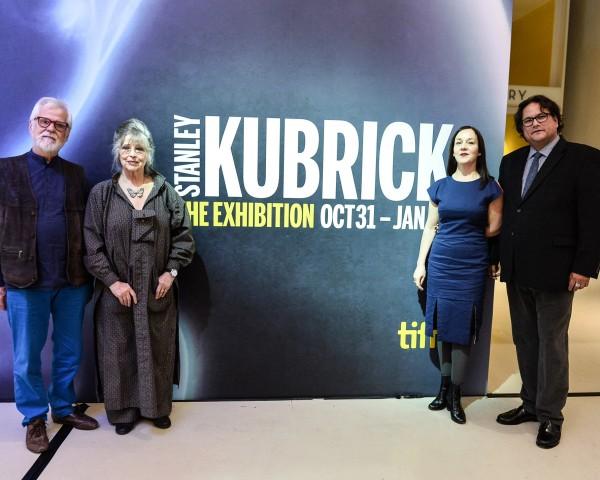 TIFF Kubrick Exhibit - Main