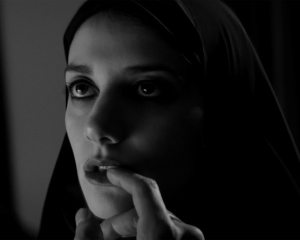 A Girl Walks Home Alone at Night - Featured
