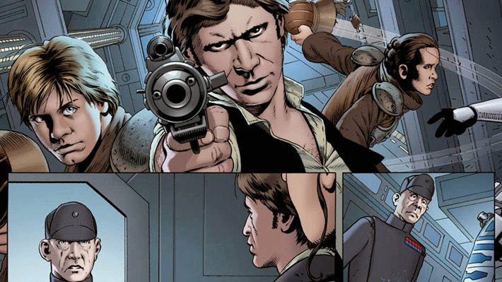 Star Wars #1 Preview