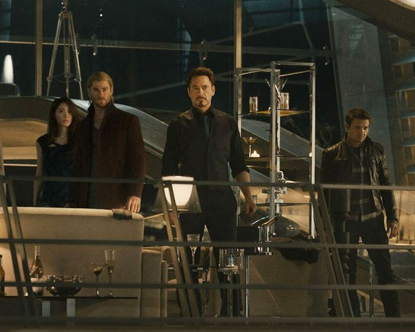 Avengers-: Age of Ultron