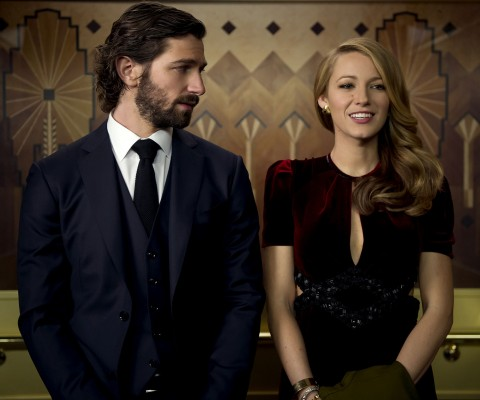 Michiel Huisman and Blake Lively - Age of Adaline
