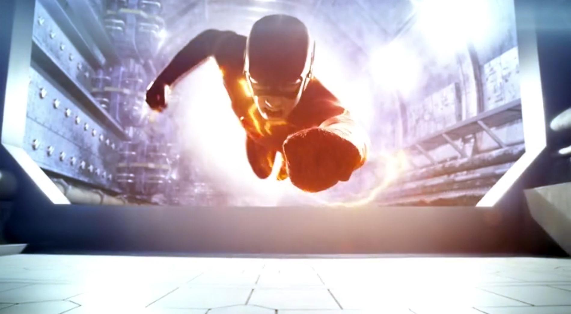 Video: The Flash Episode 1 23 Recap - That Shelf