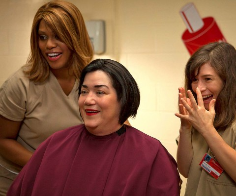 OITNB - Finger in the Dyke